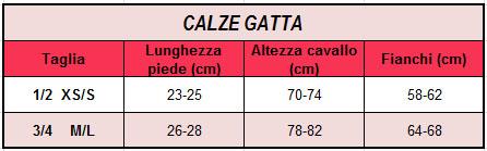 2 PAIA DI CALZE VELATE CON BALZA ELASTICA STRETCH