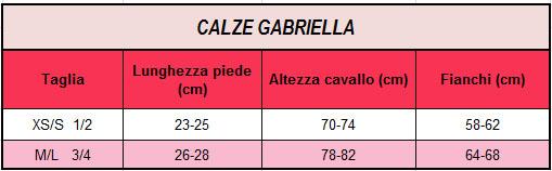 CALZE PARIGINE IN MICROFIBRA