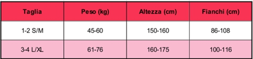 COLLANT NERO/BEIGE ART 304 CON DISEGNI E LUREX 50/20 DEN