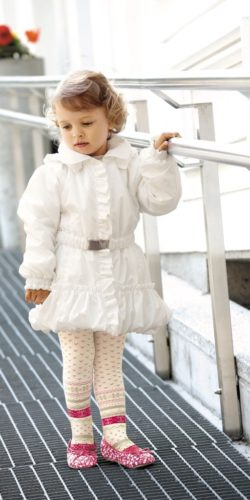 COLLANT BAMBINA IN COTONE FANTASIA NORVEGESE