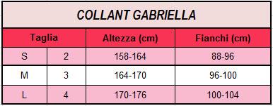 COLLANT VELATO EXCLUSIVE T-BAND 15 DEN