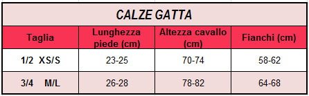 CALZE AUTOREGGENTI IN MICROFIBRA GIGI 60 DEN