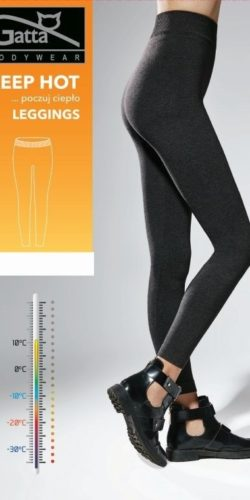 LEGGINGS COPRENTE INVERNALE DONNA KEEP HOT