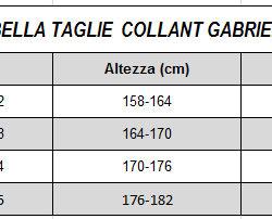 COLLANT OPACO CON MICROCAPSULE DI COLLAGENE 20 DEN