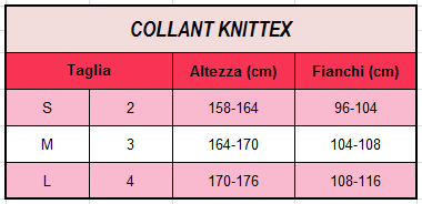 COLLANT IN MICROFIBRA CON INSERTO IN PIZZO 50 DEN RISKY GAME