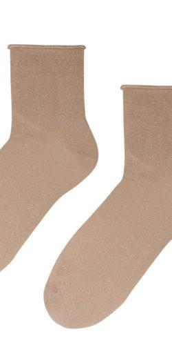 Calzini corti glitter