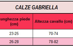 Calze autoreggenti coprenti con balza in pizzo Rosalia