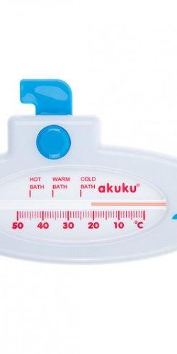 Termometro per il bagnetto del neonato senza mercurio a forma di sottomarino