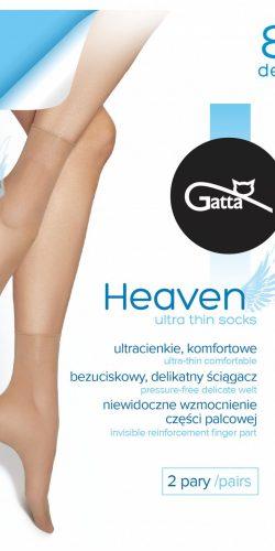 Calzini corti velatissimi ultrasottili 8 den Heaven