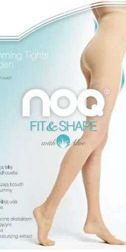 Collant snellente con aloe 20 den taglie plus Fit & Shape